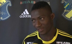 Video: Watch interview with Moro Ibrahim over his Swedish move