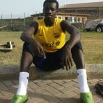 Youngster Sekyi Quaye set to tie up Hearts deal