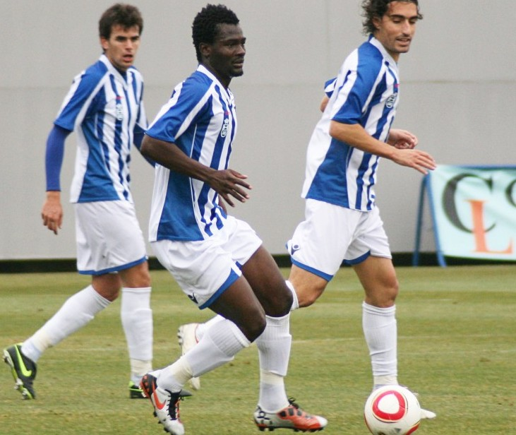 Ex-Liberty midfielder Aziz Tetteh signs for AC Fokikos in Greece