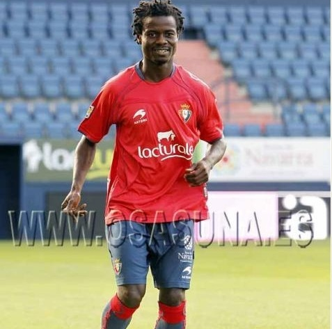 Anthony Annan ready for Osasuna challenge