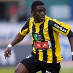Striker Waris wants to explode with second Ghana call-up