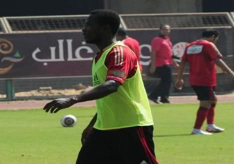 Youngster Duku on trials with Egyptian giants Al Ahly