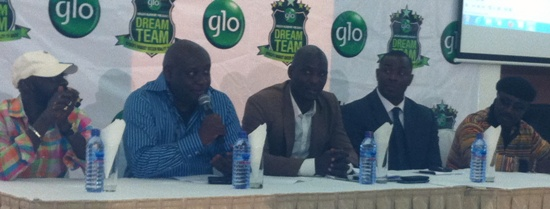 Globacom launches maiden soccer academy