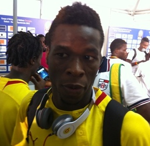 Alhassan confident on regaining lost Black Stars spot