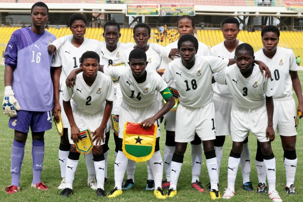 Black Maidens thump Nuremberg Under-15 boys 30-0 in a friendly