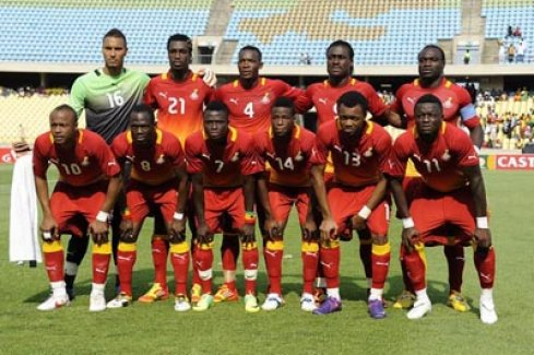 Ghana suffer shock 2-0 defeat to Liberia in Presidential Cup friendly