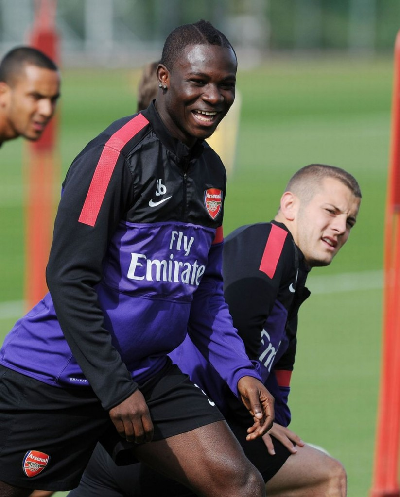 Ghanaian midfielder Frimpong makes injury return for Arsenal
