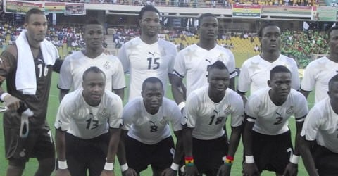 Ghana-Liberia friendly unlikely to gain FIFA recognition
