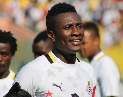 We lost to a better side - Asamoah Gyan