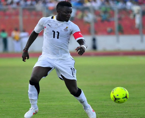 Ghana midfielder Muntari in speedy injury recovery
