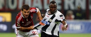 Genoa coach Luigi De Canio has slammed Juventus midfielder Kwadwo Asamoah claiming he dived to deceive the referee during their clash on Sunday.