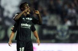 Ghana defender David Addy scored the only goal for Vitoria Guimarães who beat Moreirense 1-0 in his debut for the club. Watch video of the goal below