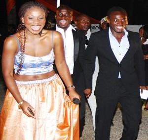 SABOTAGE: Michael Essien secret wedding on Monday hits a snag