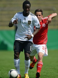 Highly-talented Germany U17 attacker Razak Iddrisu will switch nationality play for Black Stars, says his father Abu, a former Ghana U17 star striker.