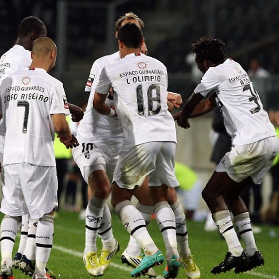 Addy gets full game in Guimaraes' win over Setubal