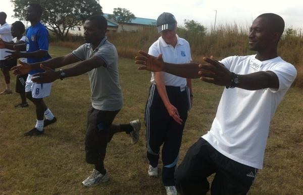 Thirty three undertake FIFA health program in Ghana