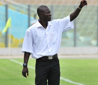 Coach Dramani presides over first official Kotoko training