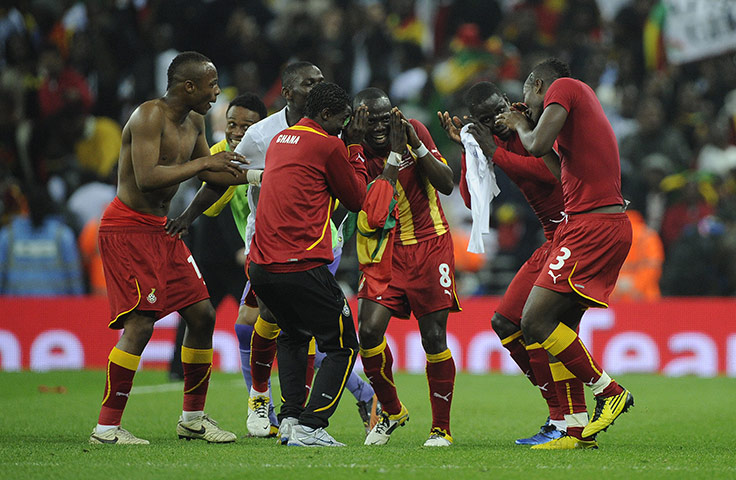 Ghana beat Malawi to qualify to 2013 Nations Cup