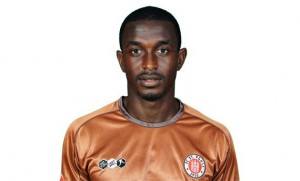 Ghana striker Charles Takyi on trial with German side Cottbus