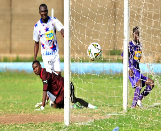 Liberty goalkeeper Agyei gutted by concession in Faisal draw