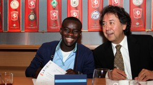 Dutch giants Twente sign highly-talented Ghanaian youngster Eghan on bumper contract