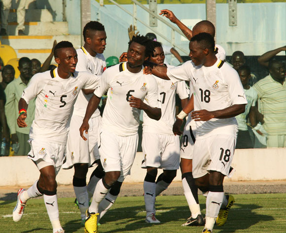 Ghana makes Port Elizabeth return at 2013 AFCON