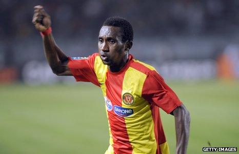 Afful helps Esperance to second straight Champions League final