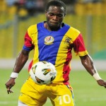 Hearts captain Mahatma Otoo admits the 'pressure is on'