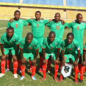 The Football Association of Malawi (FAM) has declared war on the Black Stars of Ghana by calling on Malawians to put on red colours when the Flames host the visitors on Saturday at Civo Stadium.
