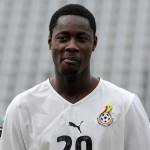 Youngster Boakye happy with Gyan as Ghana captain