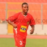 VIDEO: Yaw Frimpong begins training with Asante Kotoko