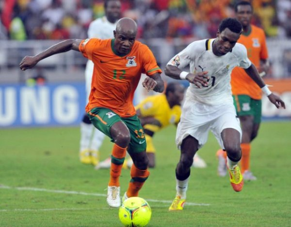 Zambia FA boss Bwalya happy to avoid Ghana