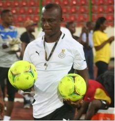 Ghana coach Kwasi Appiah and some members of his technical team were unable to travel on Sunday  to open the side's training camp in Nairobi ahead of the weekend's thanks to a big mess by Kenya Airways.