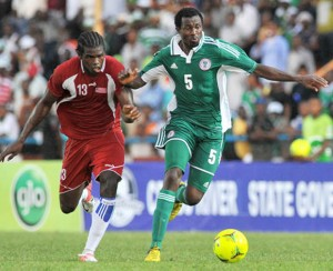NigeriaNotAfraidOfFacingGhanaAtAfricaCupOfNations