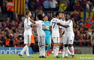 Michael Essien becomes first Ghanaian to play in El Clasico