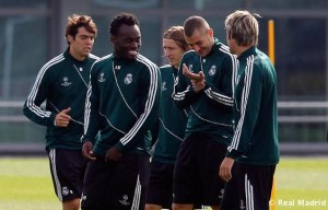 Michael Essien boost for Real Madrid as he recovers from injury to face Ajax