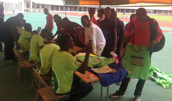 Glo Soccer Academy screening takes off in Tamale