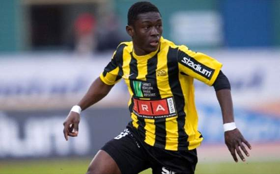 Feature: Ghana must give Waris a chance to prove himself
