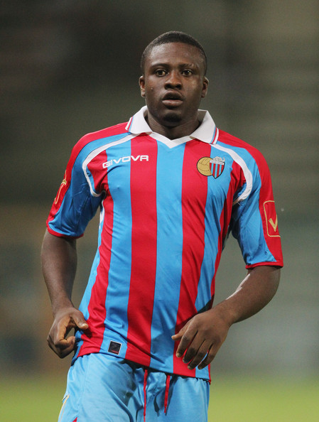 Frustrated Amidu Salifu to stay put at Catania - Agent