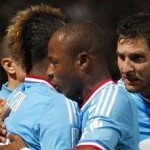 Andre Ayew scores in Marseille stalemate