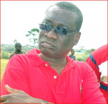 Draw against Hearts left me in shock - Kotoko chairman