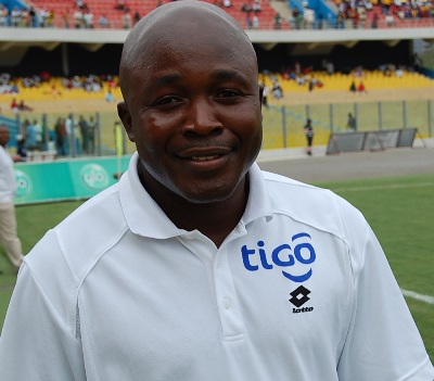 AshGold to hold contract talks with interim coach Acheampong