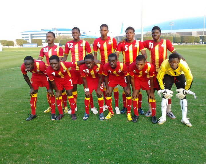 Black Starlets ease past South Africa 3-2 in CAN-17 qualifier