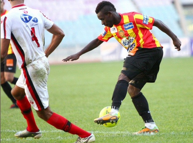 Clottey scores debut goal for Esperance in Tunisian top-flight