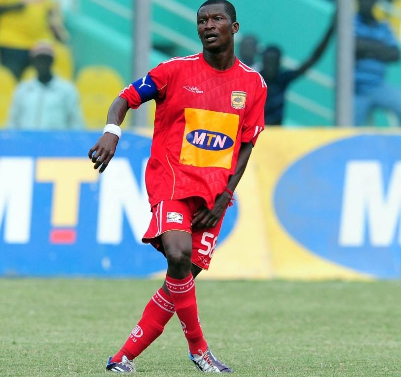Kotoko midfielder Anaba backs Nii Adjei to shine at TP Mazembe
