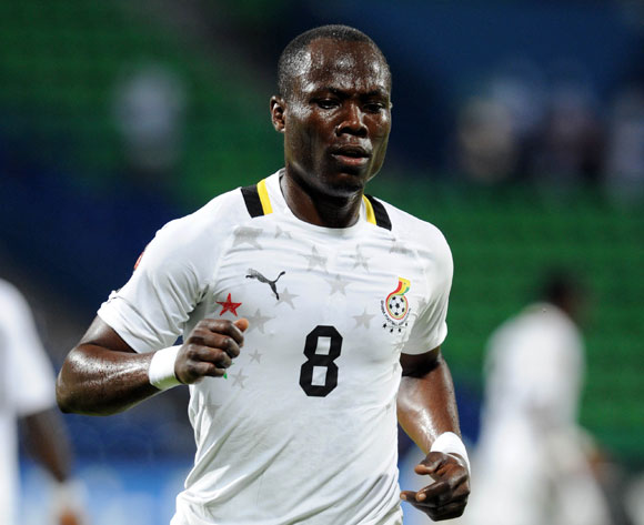 Ghana's Agyemang-Badu misses out on FIFA Goal of the Year award