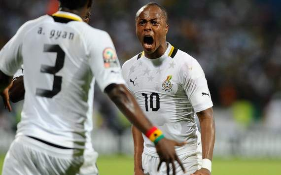 I stand an equal chance of winning 2012 African Player of the Year - Ayew