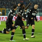 Ghana midfielder Asamoah excited with Juventus scoring form