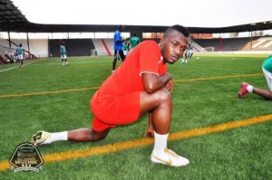 Ghanaian midfielder Gladson Awako has told fans of DR Congo giants TP Mazembe that he will help them win more laurels.
