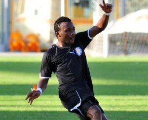 Ghanaian midfielder Gladson Awako has vowed to replicate his outstanding performance in  2012 Champions League at his new club, DR Congo's side TP Mazembe.
